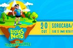Folder do Evento: Luccas Neto com os Aventureiros