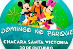 Folder do Evento: Domingo no Parque - 20 de Outubro