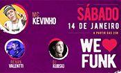 Folder do Evento: We Love Funk