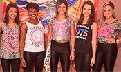 Folder do Evento: New Girls