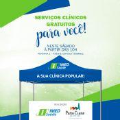 Folder do Evento: Tenda IMED Saúde