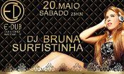Folder do Evento: DJ BRUNA SURFISTINHA