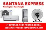 Santana Express - Técnico de Refrigeração Mecânica
