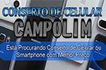 CONSERTO DE CELULAR CAMPOLIM