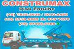 Construmax Disk Entulho