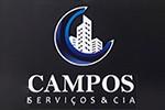 Campos Serviços & CIA - Manutenção Predial - Limpeza - Jardinagem - Piscina