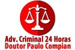 Adv. Criminal 24 Horas Doutor Paulo Compian