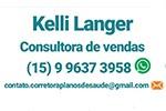 Kelli Langer Corretora especializada em convênios médicos e odontológicos
