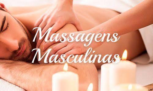 Bem Estar Massagens Masculinas - Relaxante, Havaina e Pedras Quentes