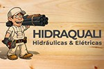 Hidraquali instalações hidráulicas e elétricas