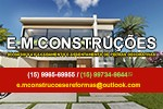 E.M Construções e Reformas