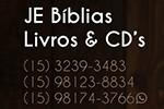 JE Bíblias, Livros e CDs