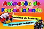 Animação de Festas Infantis - Sorocaba