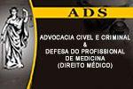 ADS - Advocacia Criminal e Defesa do Profissional de Medicina