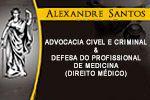 Alexandre Santos - Advocacia Criminal, Civil e Direito Médico