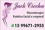 Jack Ciecha - Massoterapia Estética Facil e Corporal