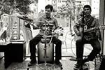 WILSON LOPES e ALEX CARVALHO (Voz,violão e percussão)