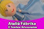 Ateliê Fábrika D´Sonhos Artesanatos