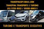 Transpina Transporte e Turismo - Locação de Vans, carros e motorista particular - Sorocaba