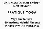 Instituto Gabriel Pimenta - Yoga e Meditação para Cura e Equilíbrio
