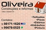 Oliveira Construções e Reformas