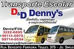 D&D Dennys Transporte Escolar - Sorocaba