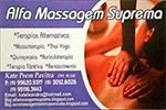 Alfa Massagem Suprema