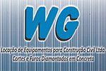 WG Locadora de Equipamentos e Serviços de Cortes e Furos Diamantados em Concreto