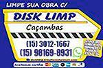 Disk Limp Caçambas