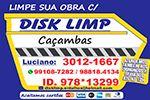 Disk Limp Caçambas - Sorocaba