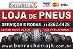 Borracharia JK - Pneus e Rodas, Nacionais, Importados - São Paulo