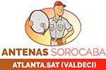 Antenas Sorocaba Atlanta.sat (Valdeci)