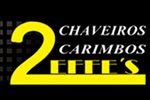 2EFFE´S Disk Chaveiro 24h