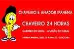 1 ABA CHAVEIRO E AFIADOR IPANEMA