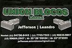 Union Blocos - Sorocaba