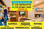 Edson Marido de Aluguel - Limpeza e higienização