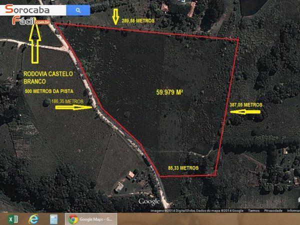 Área de  59.979,00 m² na Castelo Branco