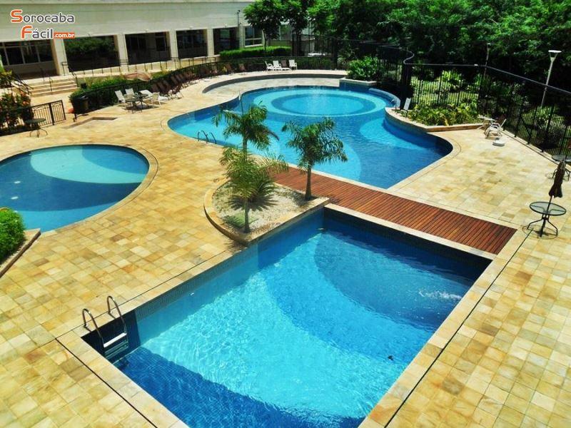 Cobertura residencial à venda, Único Campolim, Sorocaba.