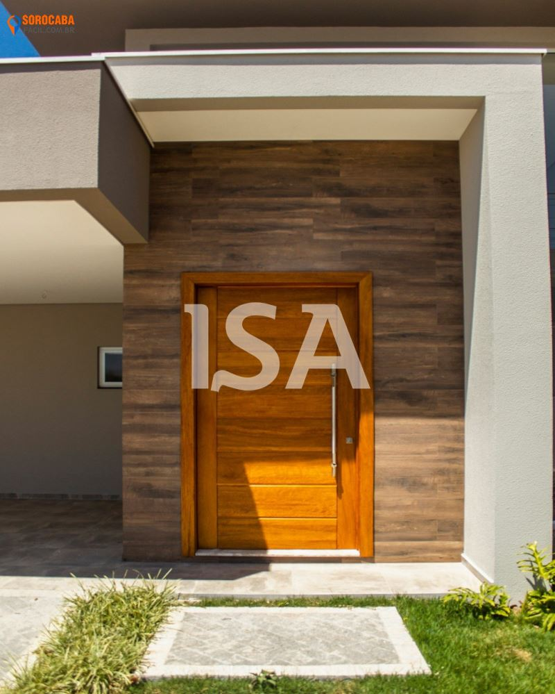 Casa venda, Condomínio Residencial Villa do Bosque, Sorocaba, 3 suítes, 1 suíte closet, lavabo, sala 2 ambientes, cozinha, área gourmet, churrasqueira