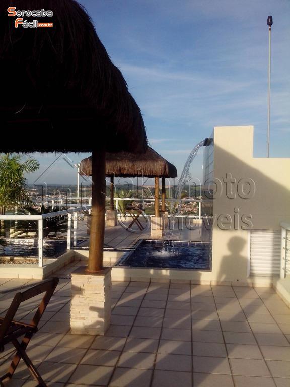 Apartamento residencial para venda e locação, Parque Campolim, Sorocaba - AP2268.