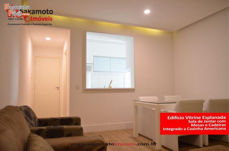 Apartamento para venda e locação, Campolim, Sorocaba - AP1356.