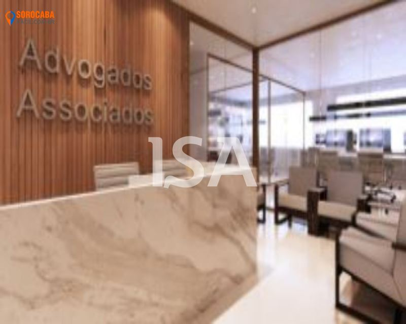 Sala Comercial venda, Santa Maria Offices, Vila Hortência, Sorocaba, 1 sala, 1 banheiro, garagem 1 vaga