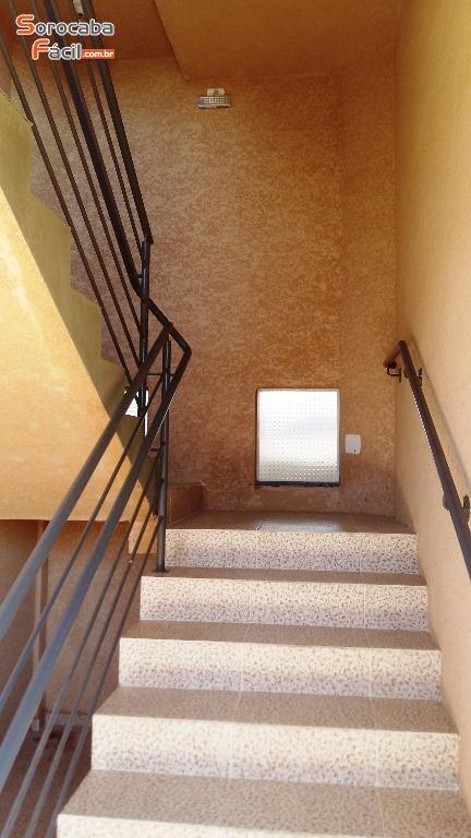 Apartamento residencial para locação, Vila Fleury, Sorocaba.