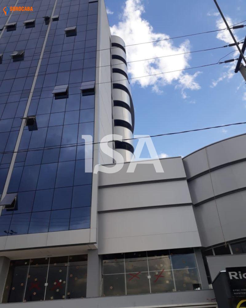 Sala comercial venda, Edifício West Point, Parque Campolim, Sorocaba, 2 banheiros, sala, garagem 2 vagas