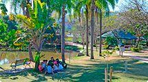 Parque da Água Vermelha promove encontro de gerações