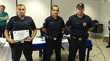 Guardas Civis Municipais de Sorocaba formam-se em Cinotecnia em Itu