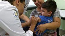 Dia D de vacinação contra a gripe aconteceu nas 32 UBSs de Sorocaba
