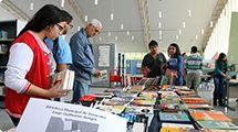 Sábado tem 'Troca-Troca de Livros' na Biblioteca Municipal