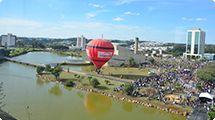 'Aerofest Sorocaba 2019' empolga o público no Alto da Boa Vista